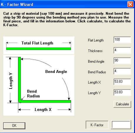 sheet metal bending calculation formula pdf